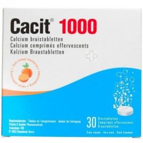 Cacit 1000 30 Comprimes Effervescents