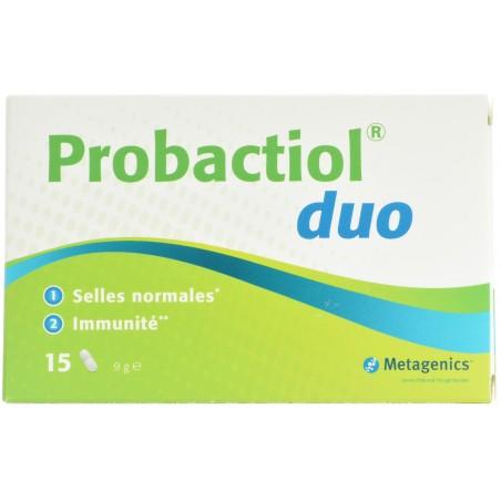 Probactiol duo capsules 15