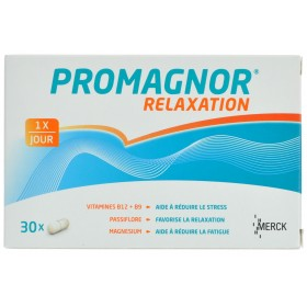 Promagnor relaxation capsules 30