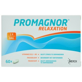 Promagnor relaxation...