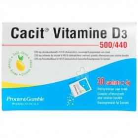 Cacit Vitamine D3 500/440...