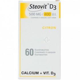 Steovit D3 500 Mg/400 UI 60...