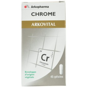 Arkovital chrome gel 45x516mg