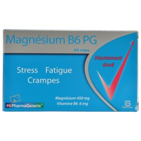 Magnesium B6 Pg...