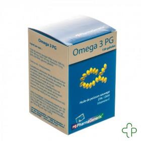 Omega 3 pg pharmagenerix gelules 150