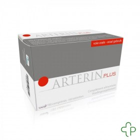 Arterin plus tablets 180