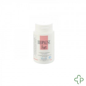 Biopause fort tablets 60