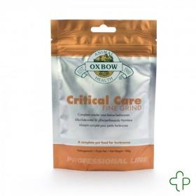 Critical care fine grind...