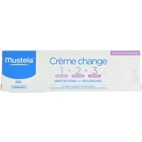 Mustela bébé creme change 1-2-3 50g