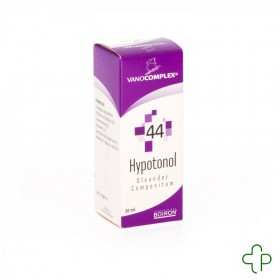 Vanocomplex 44 hypotonol gouttes 50ml unda