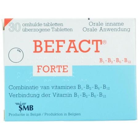 Befact Forte Dragées 30