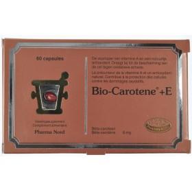 Bio Carotene + E Caps 60