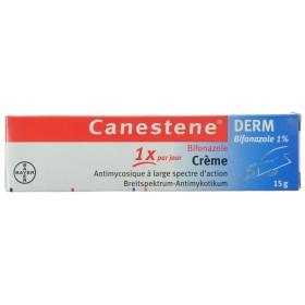 Canestene Derm Bifonazole 1 % Crème 15 G