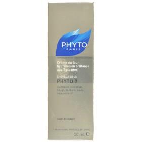 Phyto 7 Creme de Jour Hydratante pour Cheveux Secs