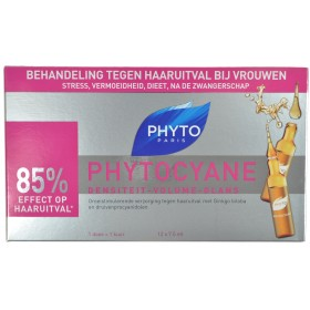 Phytocyane Soin Anti-chute pour Femmes 12 ampoules