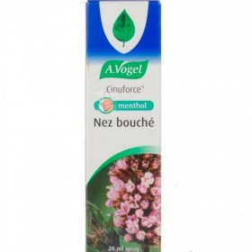 A. Vogel Cinuforce Menthol Spray Nasal 20m