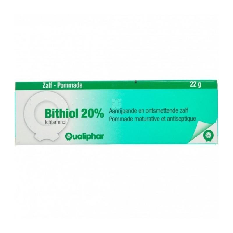 Bithiol 20% Onguent 22 G - Acheter en ligne