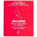 Akileine Rouge Galets de Bain Efferv. 6x20g