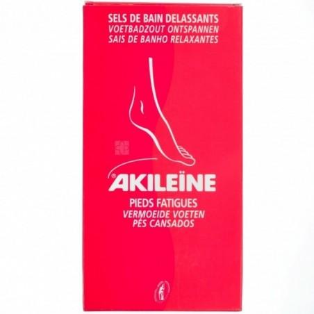Akileine Rouge Sels Bain Pieds Sach 2x150g