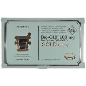Bio Q10 Gold 100mg Caps 30