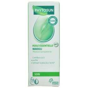 Phytosun niaouli bio Huile Essentielle 10ml