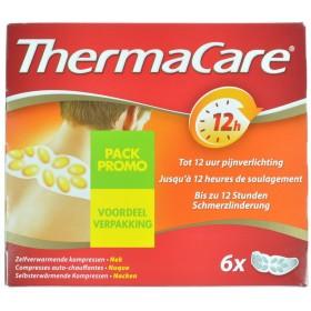 Thermacare compresse chauffante nuque-epaule-poignet 2x3 promo