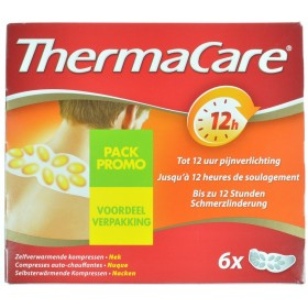 Thermacare compresse chauffante nuque-epaule-poignet 2x3