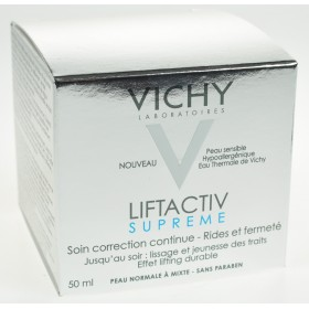 Vichy liftactiv supreme peaux normales mixtes 50ml