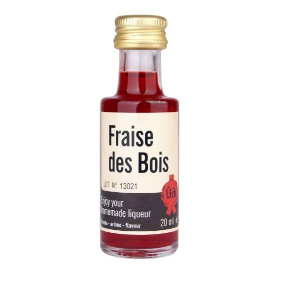 Lick fraise des bois 20ml # Fraise Des Bois Vaisselle