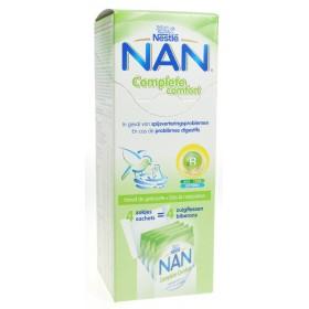 Nan complete comfort lait nourrisson poudre 4x26g