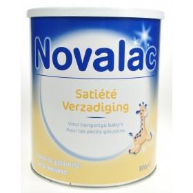 Novalac satiete 0-12m lait nourissons poudre 800g