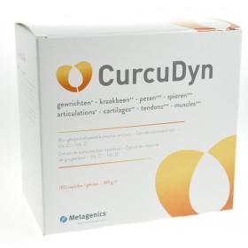 Curcudyn capsules 180 19387 metagenics