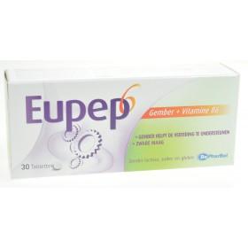 Eupep 6 comprimés 30