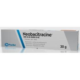 Neobacitracine Pommade Dermique 20g