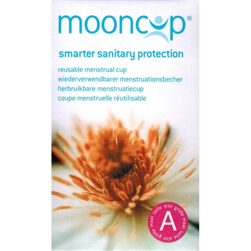 Mooncup coupe menstruelle reutilisable taille a 1 - Coupe menstruelle mooncup ...