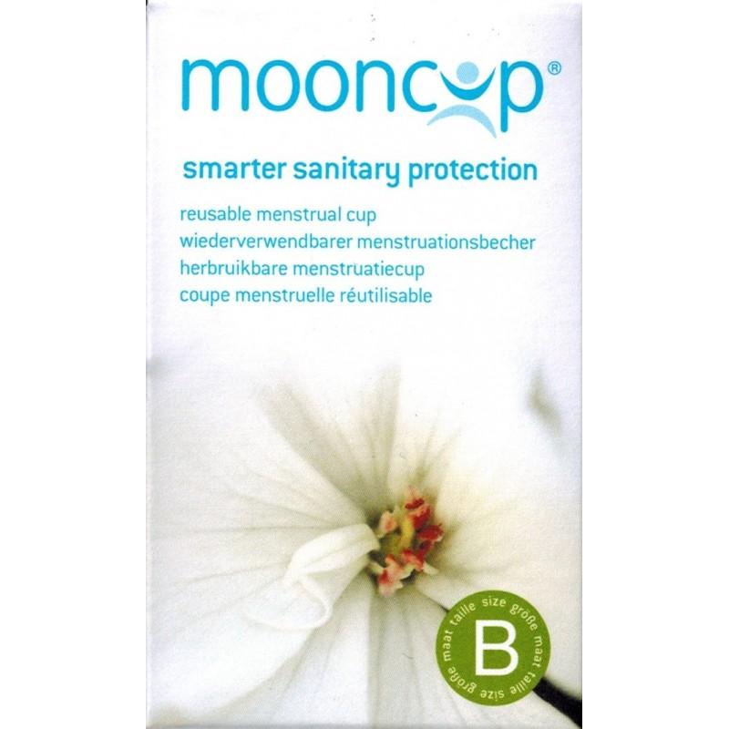 Mooncup coupe menstruelle reutilisable taille b 1 - Coupe menstruelle mooncup ...