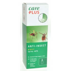 Care Plus Deet Anti-Insect Spray 40% 60ml 32420