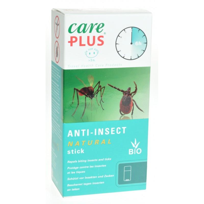 Care Plus Bio Stick   50ml (sans Deet)