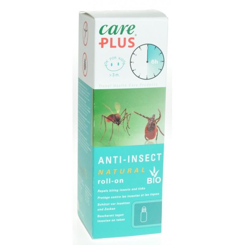 Care Plus Bio Roll-on 50ml (sans Deet)