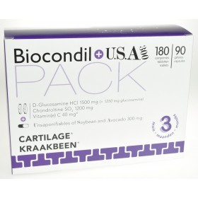 Biocondil usa 300 comprimés 180 + capsules 90