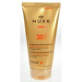 Nuxe sun lait delicieux visage corps ip30 150ml