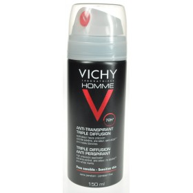 Vichy Homme Deodorant tri-spray 72h 150ml