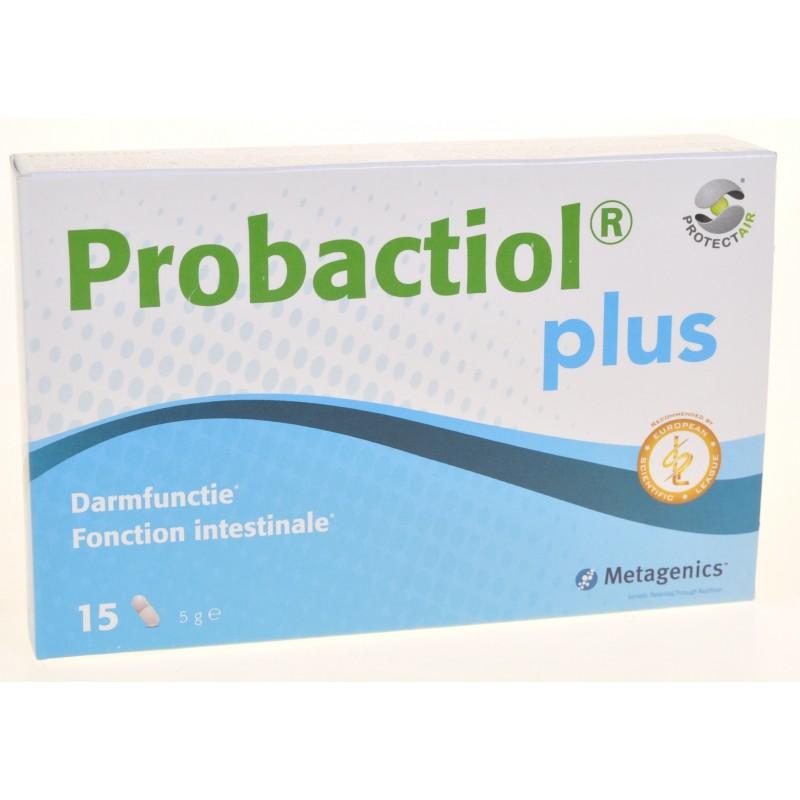Probactiol plus blister capsules 15 metagenics