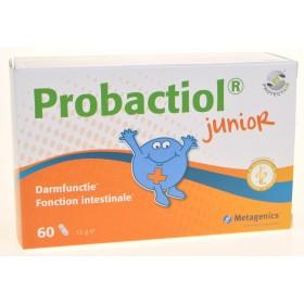 Probactiol junior blister capsules 60 metagenics