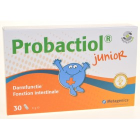Probactiol junior blister capsules 30 metagenics