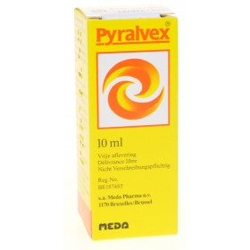 Pyralvex solution 10ml