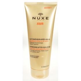 Nuxe sun lait fraicheur visage-corps tube 200ml