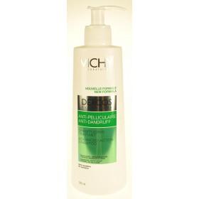 Vichy dercos shampooing anti pelliculaire cheveux gras 400ml