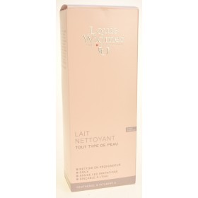 Louis Widmer Lait Nettoyant Sans Parfum 200ml