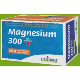 magnesium 300 plus boiron 160 Tabletten